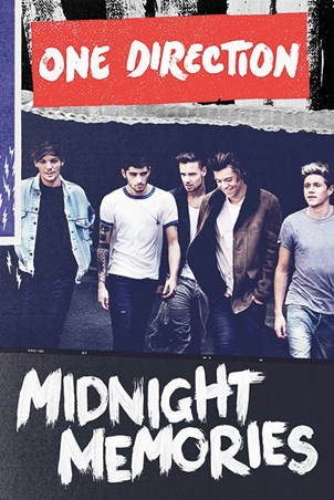 Midnight Memories, One Direction