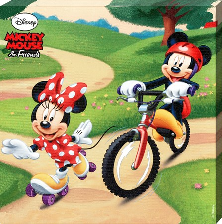 Minnie & Mickey Play In The Park - Disney's Mickey Mouse & Friends