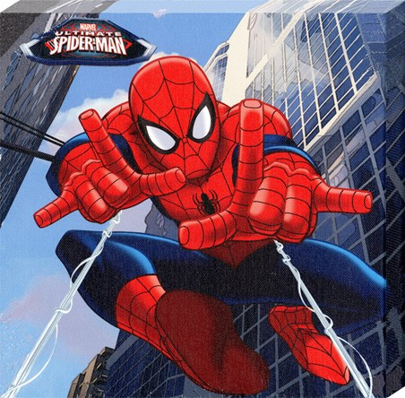 Casting His Web - Marvel's Ultimate Spider-Man
