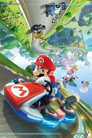 Flip - Mario Kart 8