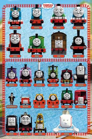 Thomas & Friends - Thomas the Tank Engine