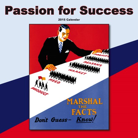 Passion For Success, Self Productivity - PopArtUK