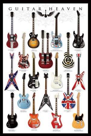 Guitar Heaven - A Collectors Paradise!