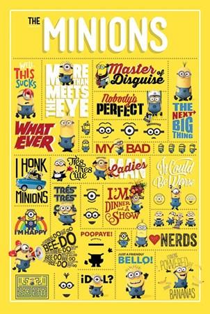 Minions Infographic