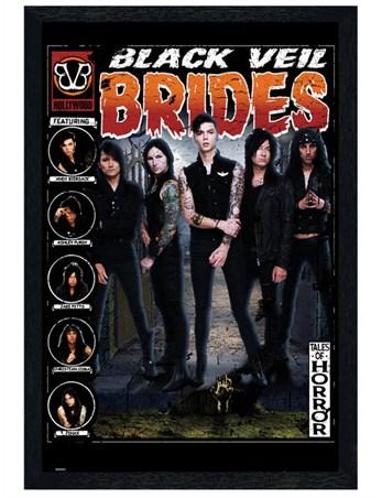 black veil brides tales tour