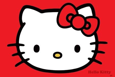 Hello Kitty Posters Hello Kitty Sanrio Poster