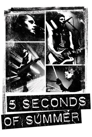 5 Seconds Of Summer Poster