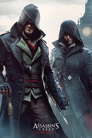 Jacob And Evie Frye - Assassin's Creed Syndicate