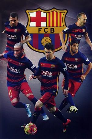 Star Players - Barcelona Football Club
