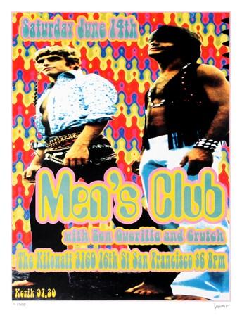 Men's Club - Frank Kozik