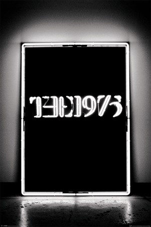 The 1975 Album Cover Poster