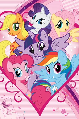 Forever Friends - My Little Pony