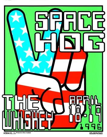 SpaceHog - Frank Kozik