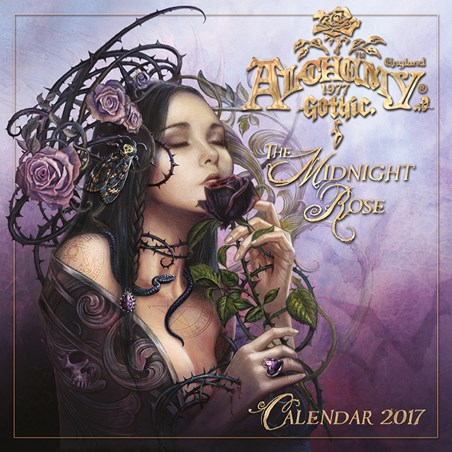 The Midnight Rose - Alchemy
