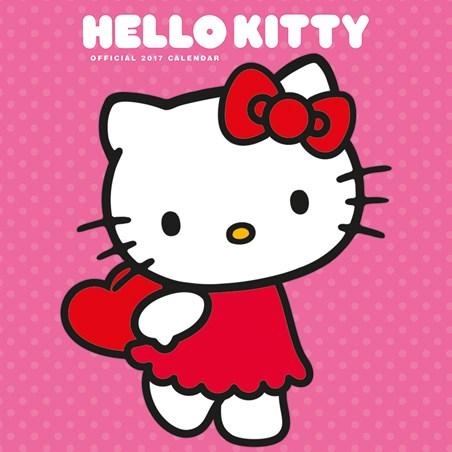 One Cute Kitty, Hello Kitty - 2017 Calendar - Buy Online