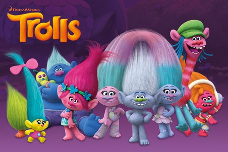 Meet The Trolls! - Trolls Characters