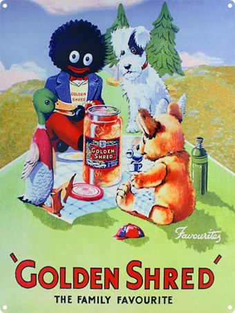 The Family Favourite - Robertson's Golden Shred