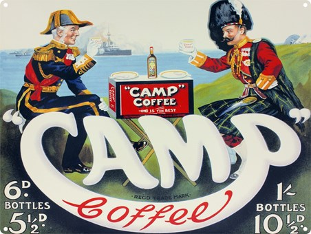 The Original Scottish Syrup Blend - Camp Coffee