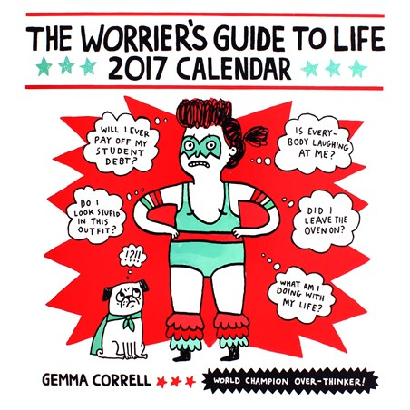 No Need To Worry Now! - Worrier's Guide To Life