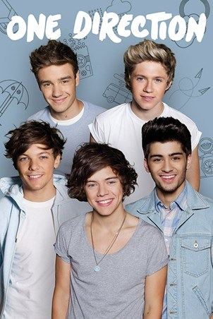 Home › Music › Pop › One Direction ›