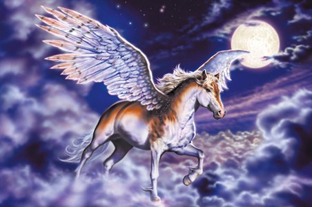 Pegasus - David Penfound