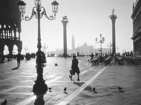 Piazza San Marco - St Mark's Square, Venice.