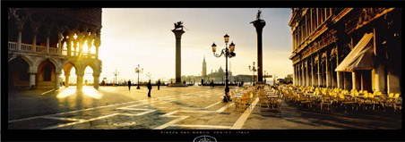 Piazza San Marco, Venice, Italy - Mark Segal