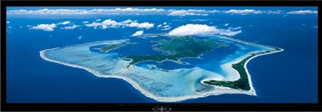 Bora Bora, French Polynesia, South Pacific - Picture Finders