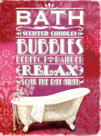Soak The Day Away - Bubble Bath