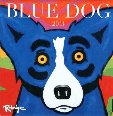 Blue Dog - George Rodrigue