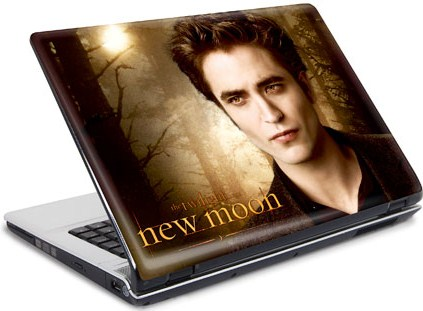 Brooding Vampire Edward Cullen - New Moon