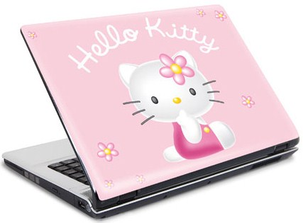 Hello Kitty - Pretty In Pink