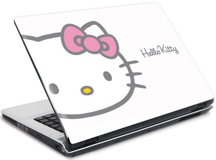 Heavenly In White - Hello Kitty