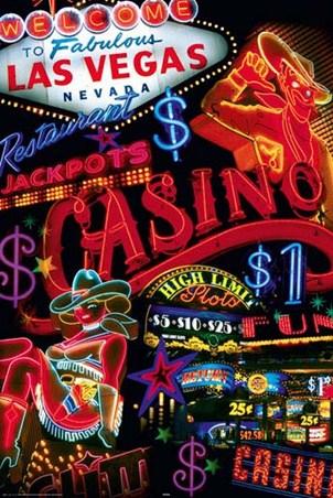 Sin City Illuminations - Las Vegas Nightlife