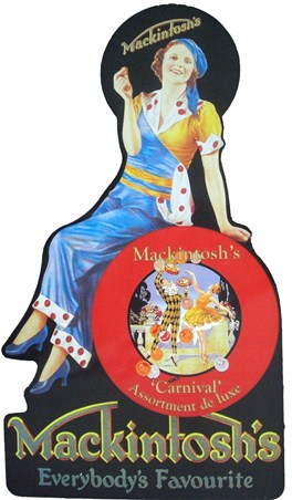 Everybody's Favourite - Mackintosh's Lady