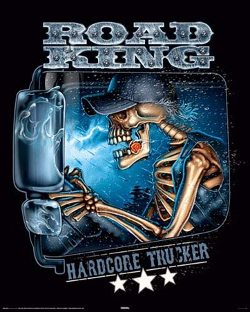 Road King - Hardcore Trucker