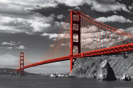 The Golden Gate Bridge - San Francisco, USA