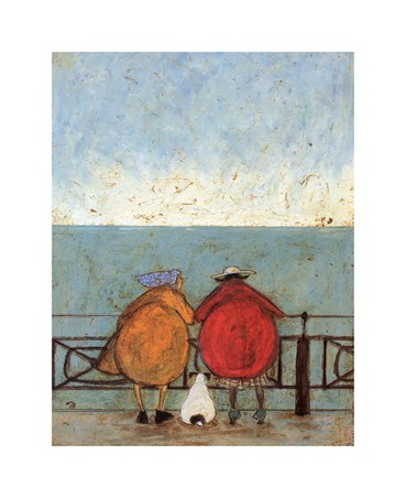 Doris Earwigging - Sam Toft