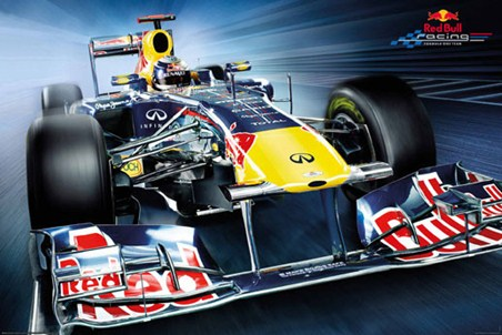 Formula One Dream Car - Red Bull Racing