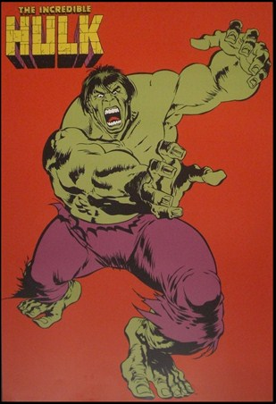 The Incredible Hulk - Marvel Comics