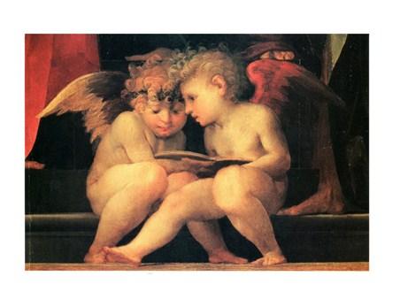 Madonna E Santi - Rosso Fiorentino