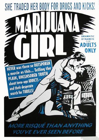 Marijuana Girl - Reefer Madness