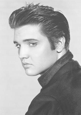 Loving You, Elvis Presley Portrait - Elvis Aaron Presley