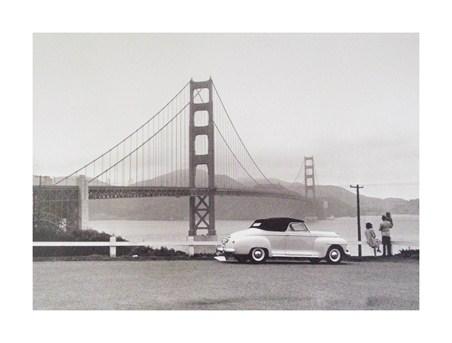 Golden Gate Bridge - Arthur Rothstein