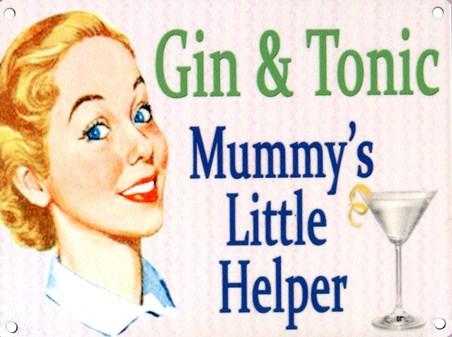Gin & Tonic - Mummy's Little Helper