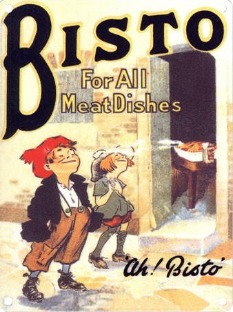 For all Meat Dishes - Bisto