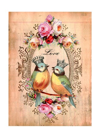 Love Birds - Dollface Design