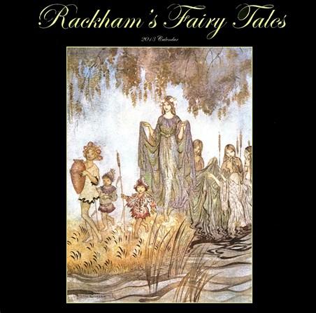 Rackham's Fairy Tales - Arthur Rackham