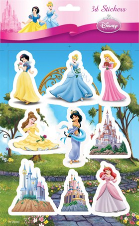 Fairytale Princesses and Castles - Disney Princess
