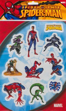 Spider Sense - Spiderman Marvel Comics